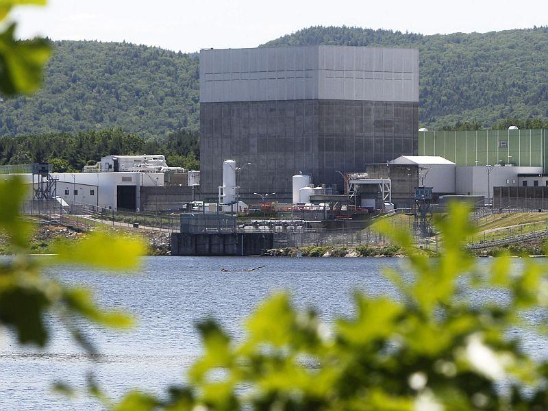Vermont Yankee, pictured in 2013, in Vernon, Vt.