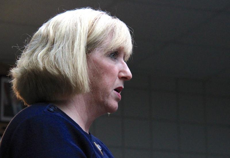 Vermont Labor Commissioner Annie Noonan.