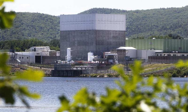 The Vermont Yankee nuclear power plant in Vernon is scheduled to close in 2014