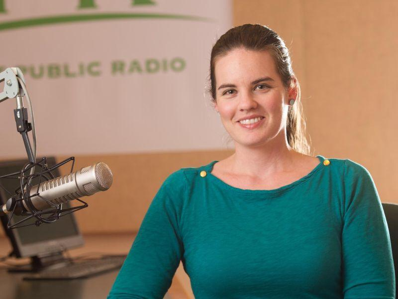 VPR's Jane Lindholm will co-host Vermont Edition with Bob Kinzel from NPR's headquarters in Washington, D.C.