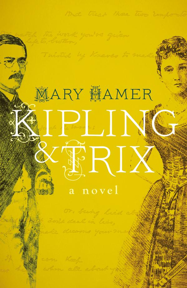 "Book cover ""Kipling & Trix"""