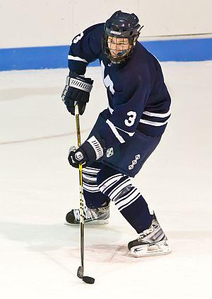 Junior captain Rob Donahoe will be one the Panthers' go-to guys this season.