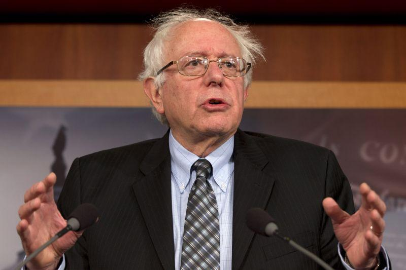 Senator Bernie Sanders recently told The Nation that he was prepared to run for president.