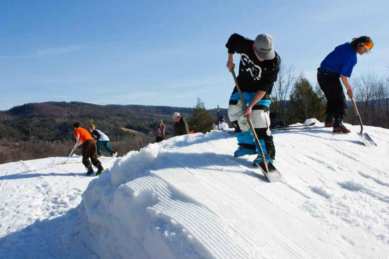 Despite its modest roots, Vermont skiing has transformed into a multi-million dollar industry.