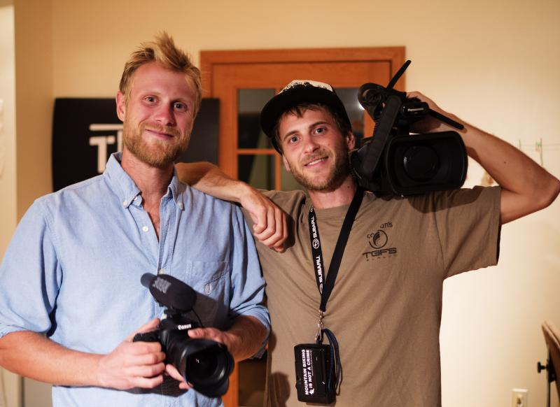 "Brothers Tyler and Elliot Wilkinson-Ray, producers of ""United We Ski,"" grew up skiing at Cochran's Ski Area in Richmond."