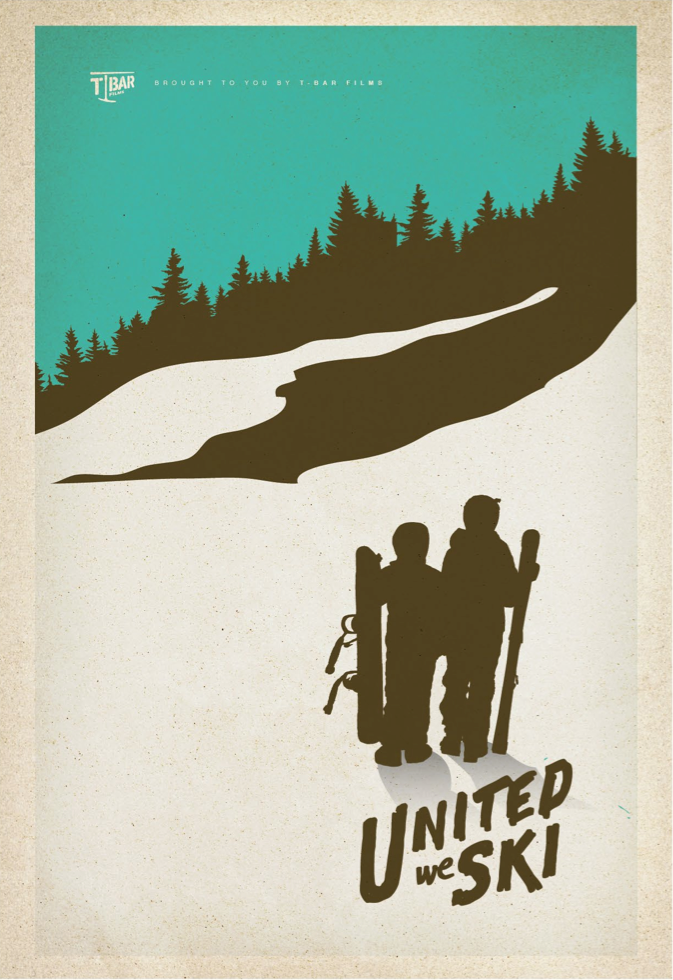 """United We Ski"" will show in Burlington, St. Albans, Richmond, Bradford, Vt., and Hanover, N.H."