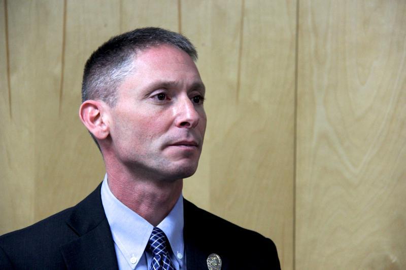 Burlington Police Chief Michael Schirling.