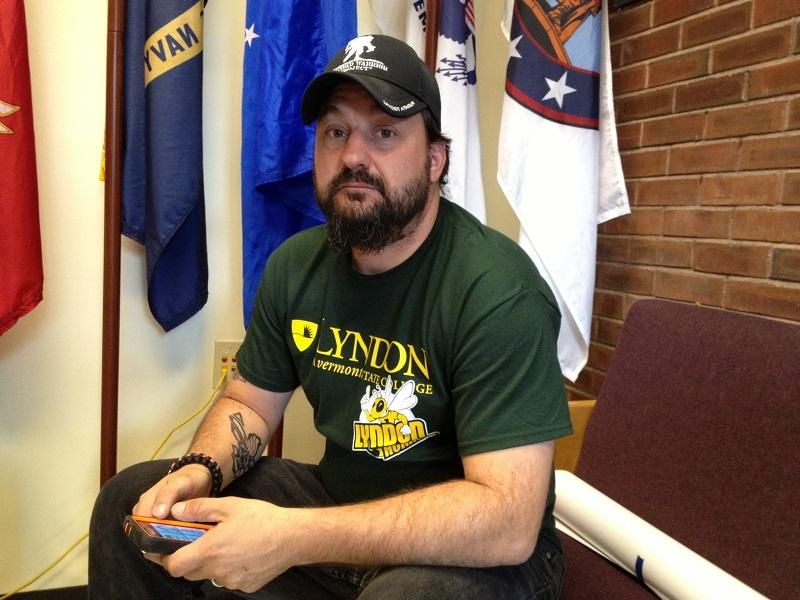 After serving in Iraq, Todd McCosco sought treatment for his PTSD at a Veterans Affairs hospital.