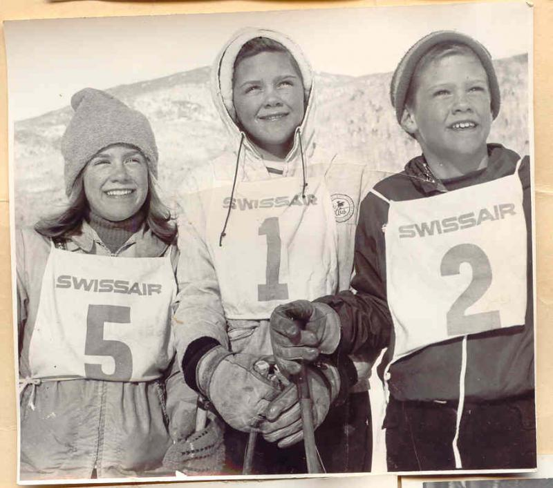 Cochran children Barbara Ann, Marilyn and Bobby trained at their family's ski area in Richmond -- all would later join the U.S. Ski Team and win national championships. Barbara Ann won an Olympic gold medal in 1972.
