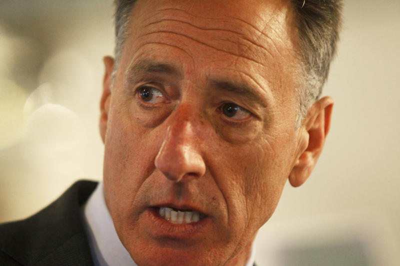 "When Gov. Peter Shumlin appeared at this May 29, 2013 press conference, the Department of Vermont Health Access had recently received a recommendation to ""elevate missed deliverable dates or milestones to highest levels within the state and CGI."""