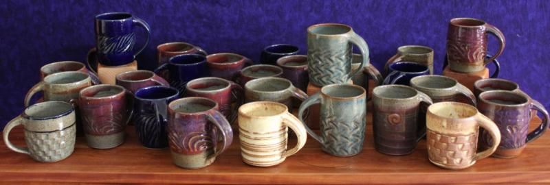 Pottery by Teta Hilsdon