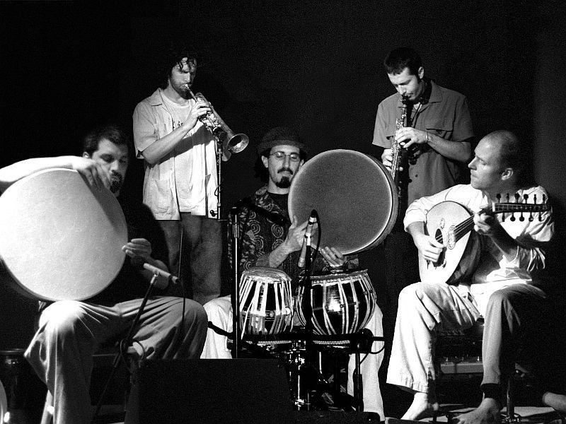 """MediterrAsian"" band, 35th Parallel"