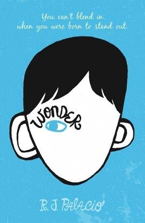 "R.J. Palacio's ""Wonder"" is the 2013-2014 winner of the Dorothy Canfield Fisher Book Award."