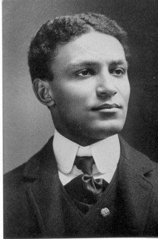 William Anderson as a young man
