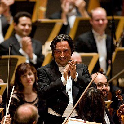 Chicago Symphony Orchestra Music Director, Riccardo Muti