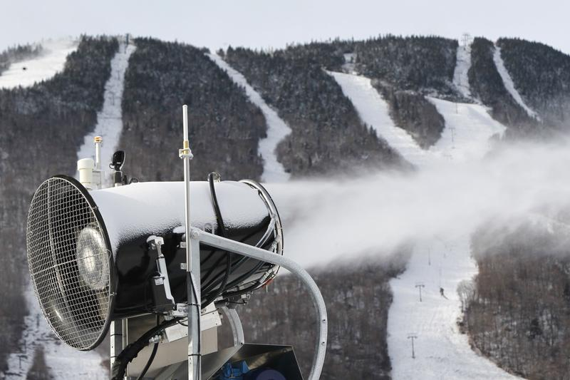 Vail Resorts plans to acquire Stowe Mountain resort for $50 million. It will be Vail's first property on the East Coast.