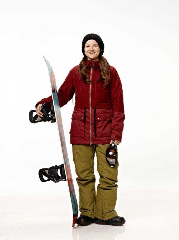 At 30 years old, Kelly Clark is the most successful snowboarder in the sport's history.