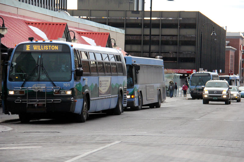 Chittenden County Transportation Authority and Green Mountain Transit Agency bus passengers will soon have access to new mobile apps that will allow them to virtually track busses and purchase tickets.