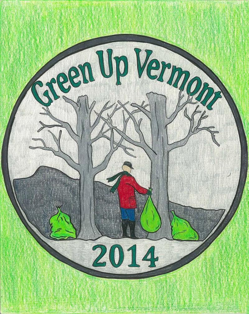 There's a new app to help Green Up volunteers in 2014.