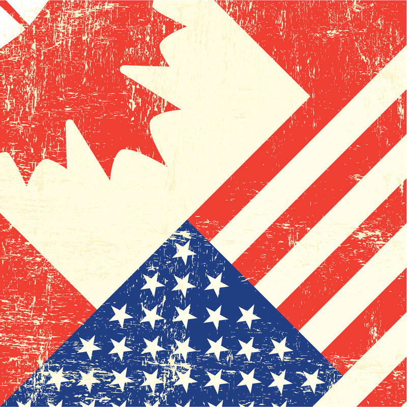 There is a long history of military engagements between the United States and Canada.