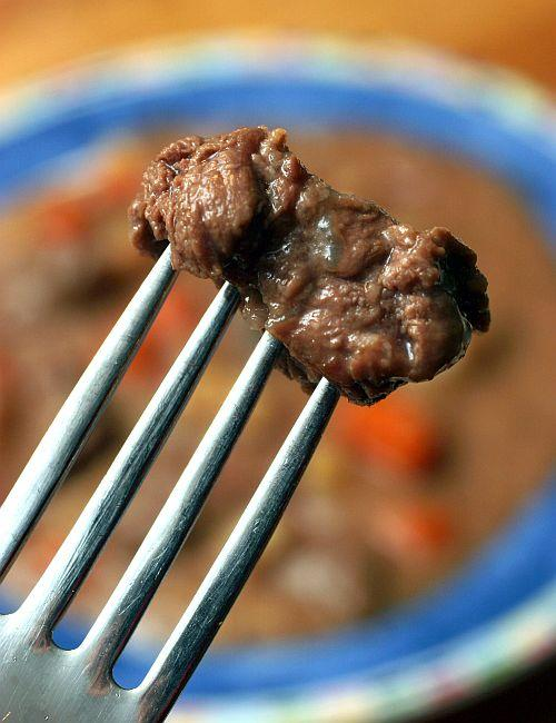 Stew is a favorite standby recipe for venison.