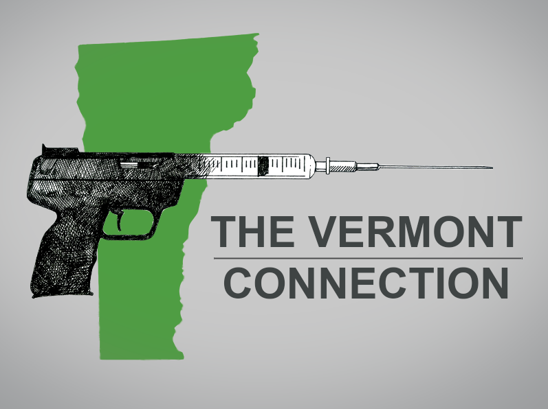 Guns acquired in Vermont are frequently traded directly for drugs, court records show, and often end up in metropolitan areas like Springfield, Mass., Boston, or New York City.
