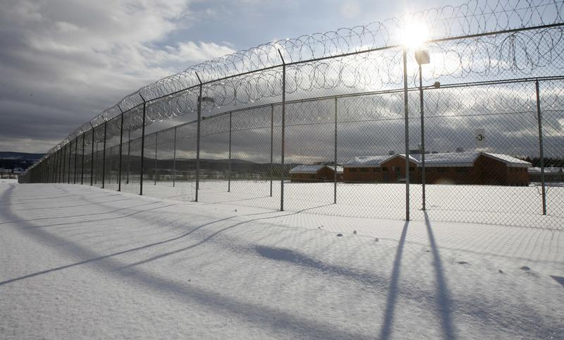 In this Dec., 2008 file photo, the Northwest State Corrections Facility is seen in St. Albans. But some Vermont inmates will be sent much farther away.