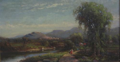 Martha Belcher's Landscape