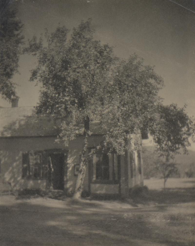Clara Sipprell's Studio in Thetford, Vt