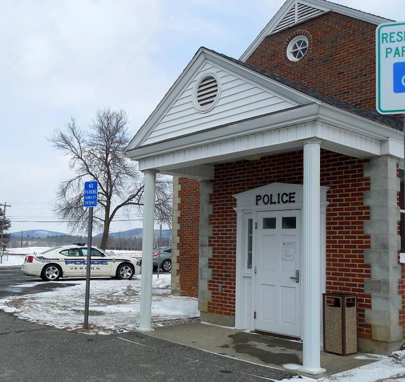 The Vernon Police Department has four full-time and three part-time officers and an office manager.