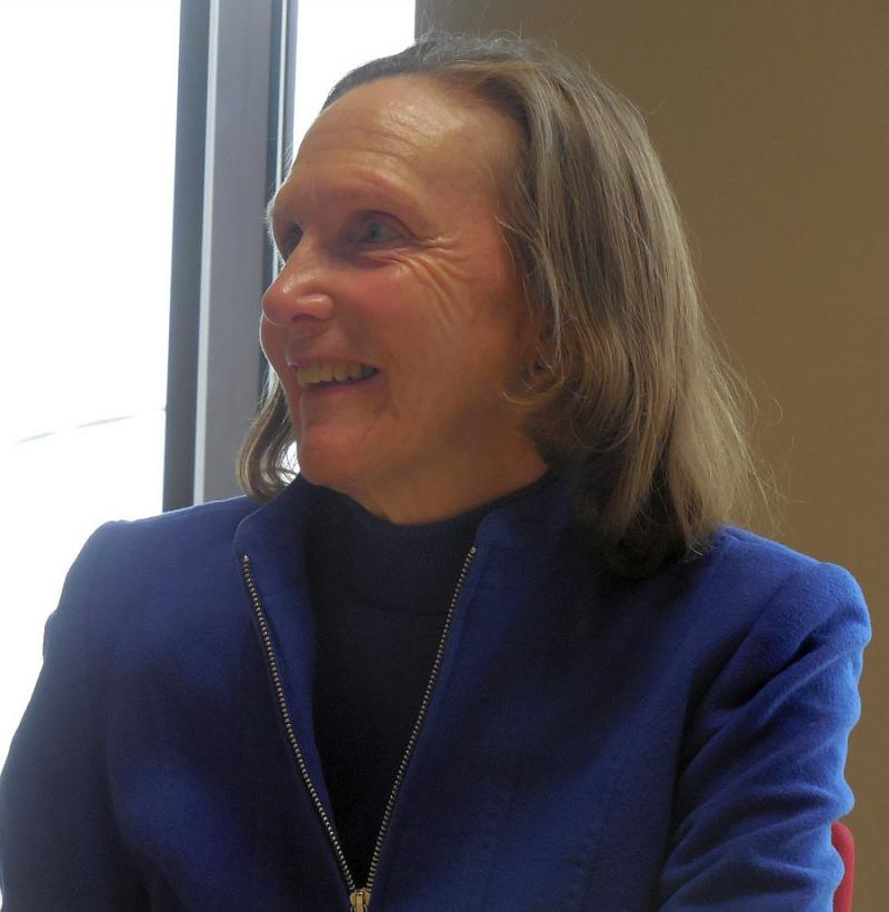 Community College of Vermont President Joyce Judy says the Windham Higher Education Cooperative model could be a winning strategy for other parts of Vermont..