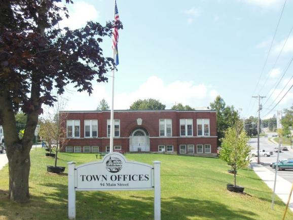 Middlebury voters have approved a plan to build a new town office and recreational center.