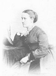Rachel's mother, Anne Stevens Robinson