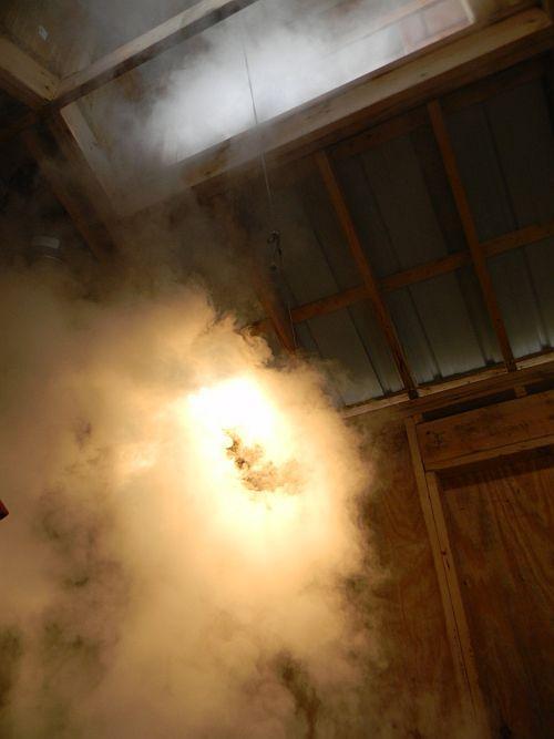 Maple steam in Georgia, Vermont
