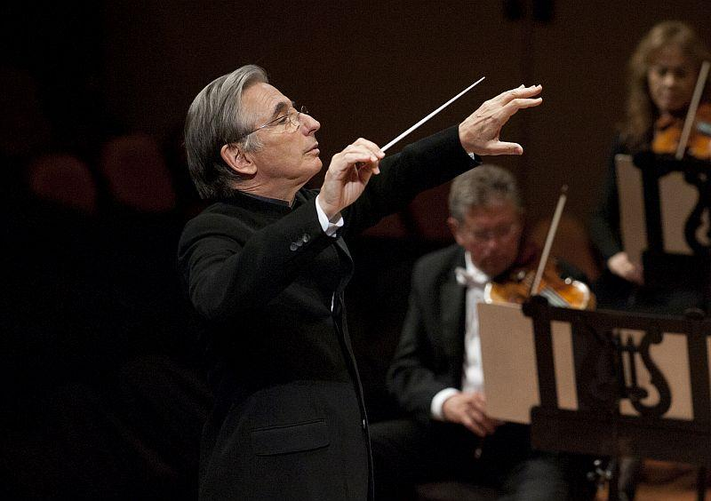 San Francisco Symphony Music Director, Michael Tilson Thomas
