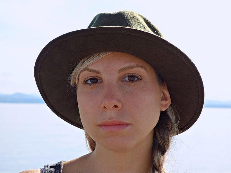 Author Jessica Hendry Nelson.