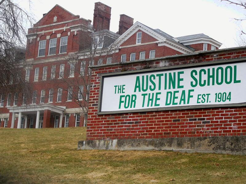 Enrollment at Brattleboro's Austine School is down to fewer than 20 students.
