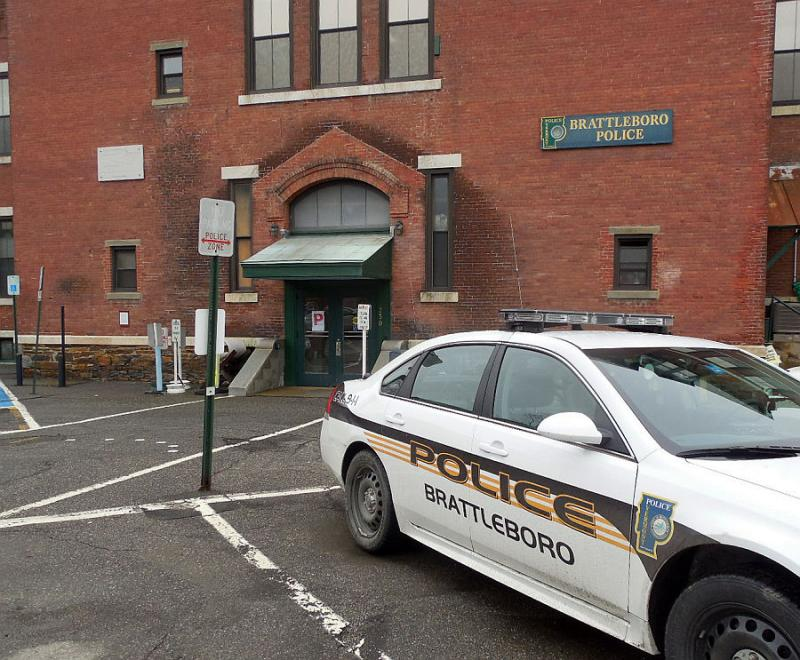 Brattleboro's police headquarters are part of the town's $14 million infrastructure improvement program.
