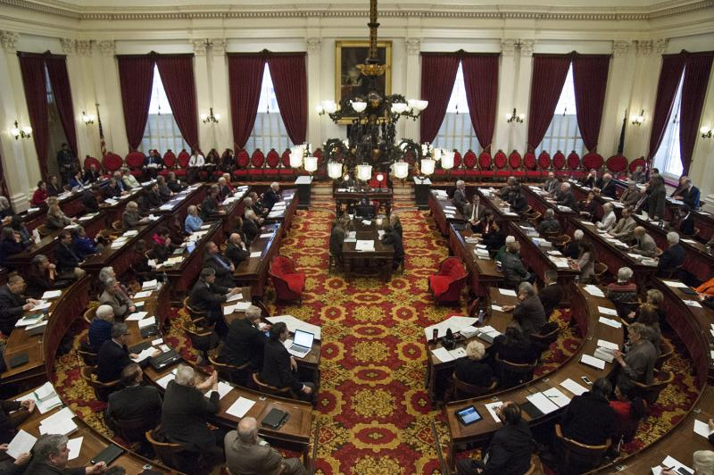 The House of Representatives voted 114 - 30 in favor of a bill that requires the labeling of genetically modified foods.