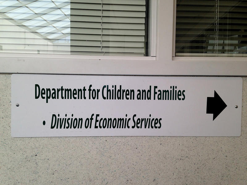 We're checking in with the commissioner of Vermont's Department for Children and Families.