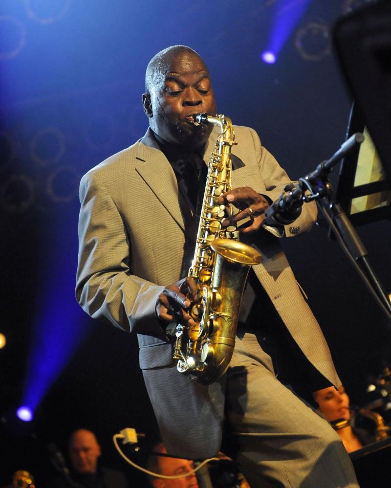 Frequent Vermont visitor Maceo Parker is one of the hundreds are artists performing at this year's Burlington Discover Jazz Festival.
