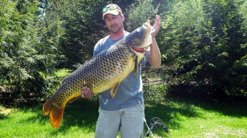 Koi spotted in lake bomoseen vermont public radio for What age do you need a fishing license