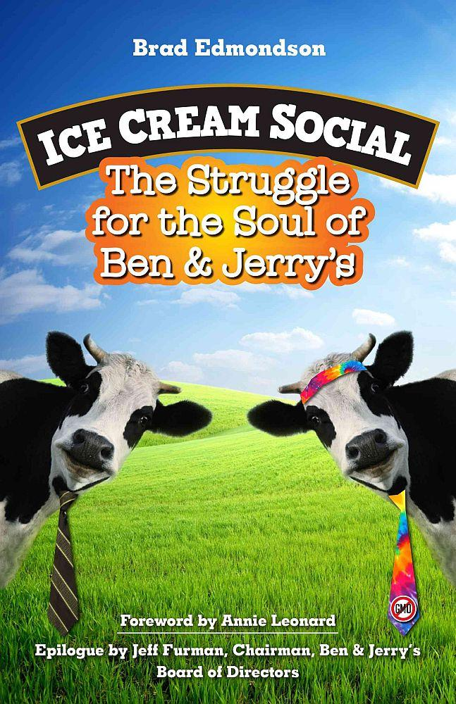 """Ice Cream Social"" is the new book written by Brad Edmondson."