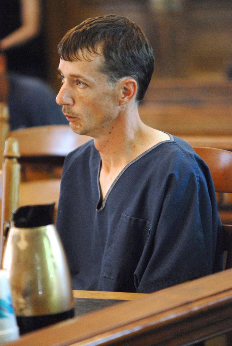 Michael Jacques, shown in this 2008 file photo, was sentenced to life in prison without parole for the killing of his 12-year-old niece.