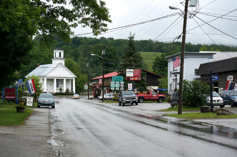 Small towns like Montgomery are taking their websites offline to avoid violating new requirements in Vermont open meeting law.