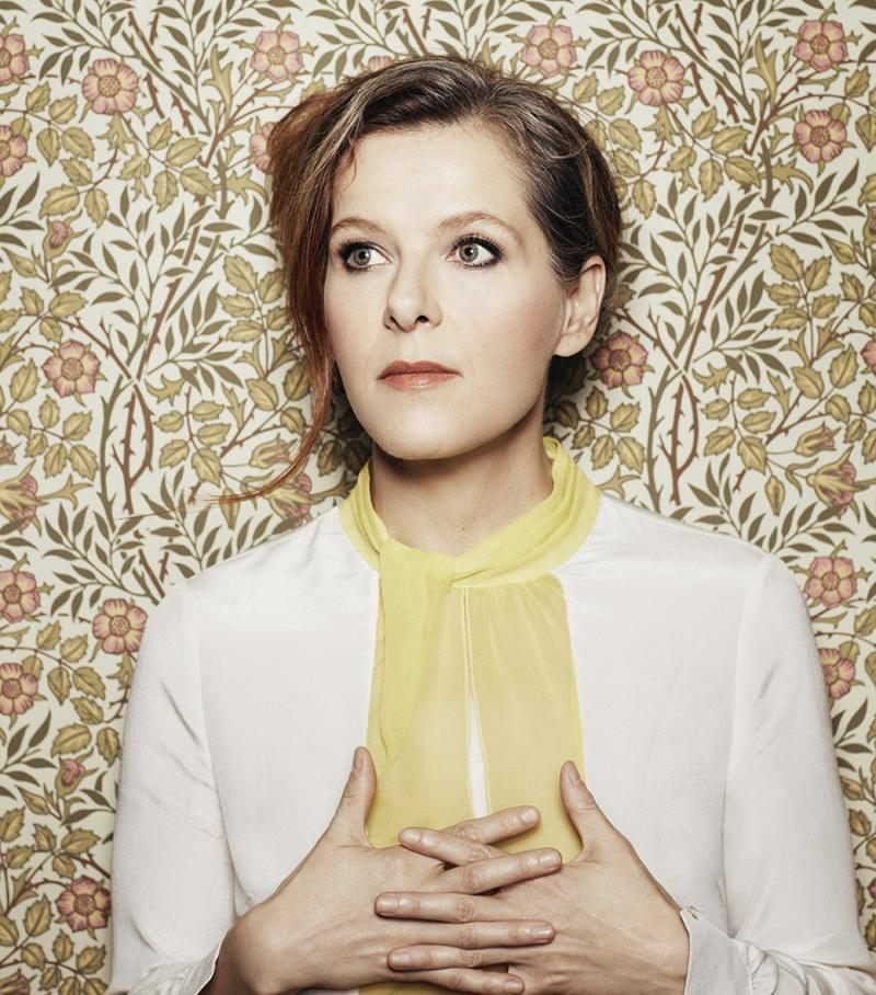 Neko Case plays the Flynn Center in Burlington on July 2. The show is a joint benefit for the Flynn and Catamount Arts in St. Johnsbury.