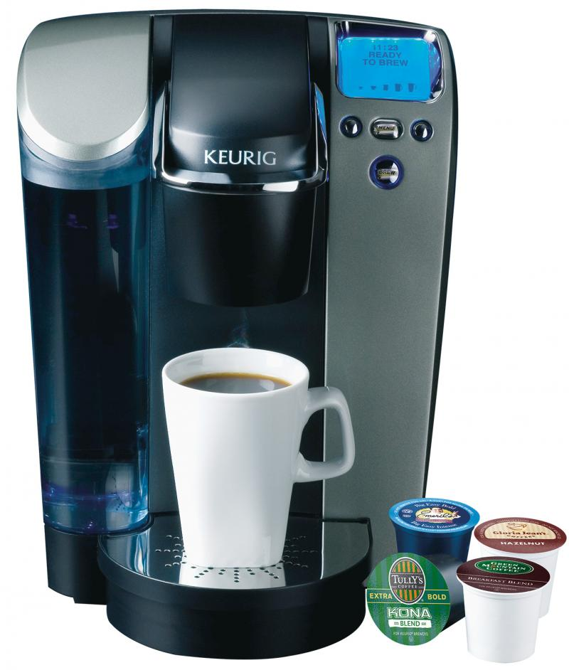 Keurig Green Mountain Will Produce Cold Beverage Pods In