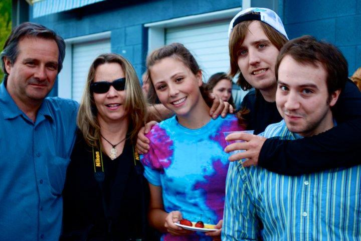 Brennan Dekeersgieter, second from right, died of an overdose on March 2, 2013. Since then, his parents Robert Dekeersgieter and Margery Keasler, and his siblings Caitlin and Colin, have been trying to process their loss.