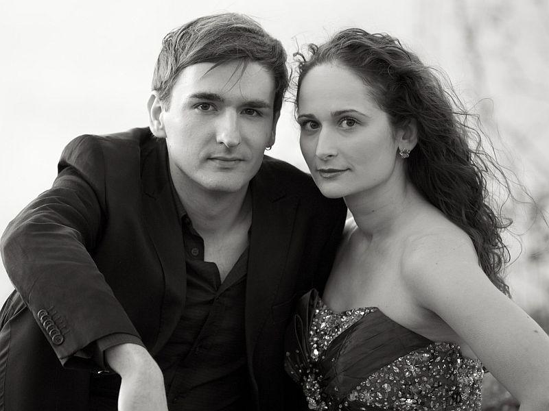 Vassily Primakov and Natalia Lavrova