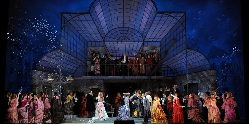 Die Fledermaus from the Lyric Opera Of Chicago
